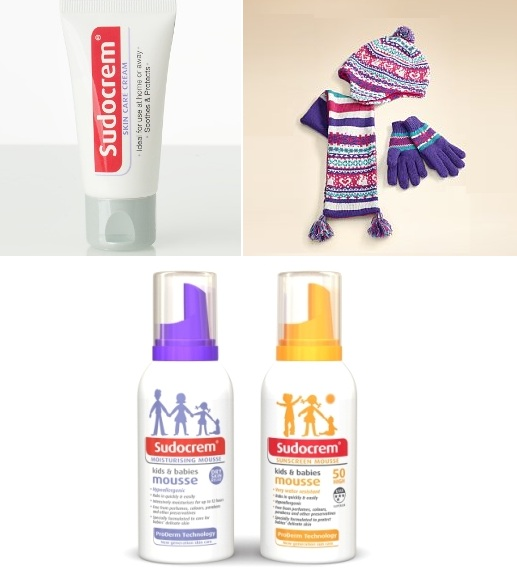 Win Sudocrem winter skincare package