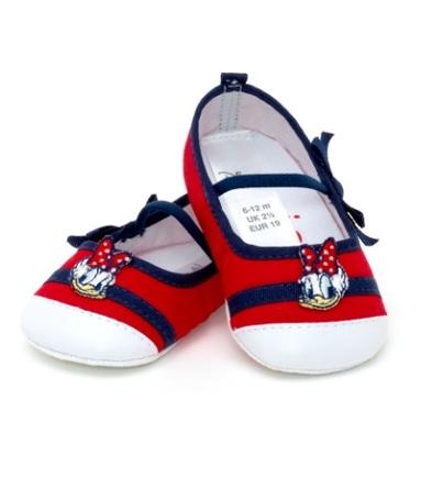 Daisy Duck Pram Shoes