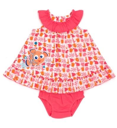 Nemo Brights Girls Dress