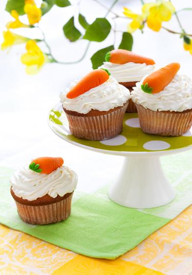 Carrotcake cupcakes
