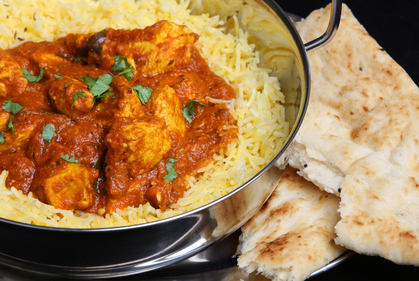 Classic North Indian chicken curry