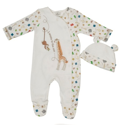 26813e0675e8 Sainsbury s TU clothing launch  Dear Zoo  babywear