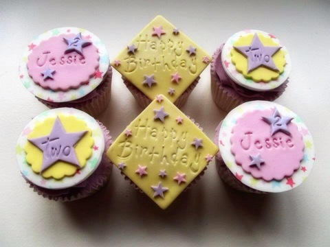 Tilly Flos Cupcakes