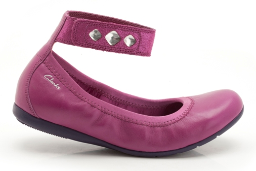 Gorgeous winter shoes for kids from Clarks
