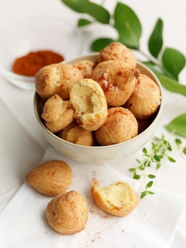 Cathedral City Mature lighter cheese puffs