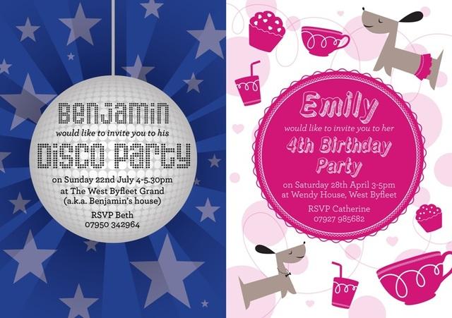 Jolly Invites
