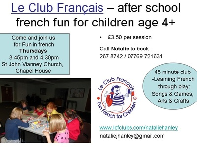 Le Club Francais - Newcastle Outer West