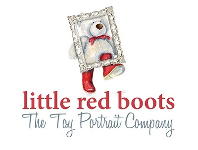 Toy Portraits by Little Red Boots