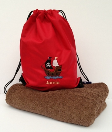 Water Resistant Swimming/PE Bag - £8.50