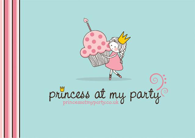 Princess at my party