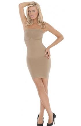 Julie France Strapless Dress Shaper