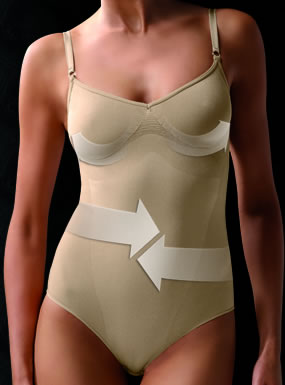 Strappy Body - Firm Support