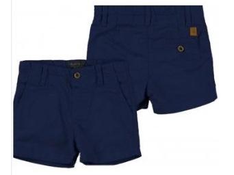 Mayoral Toddler Boys Navy Cotton Chino Shorts