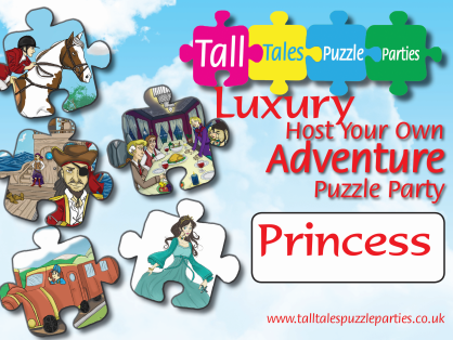 Tall Tales Puzzle Parties and Adventures