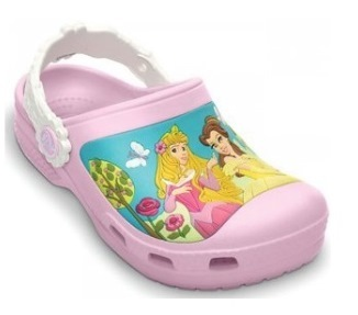 Crocs Disney Princess Dreams
