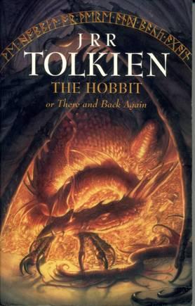 The Hobbit by J.R.R. Tolkein