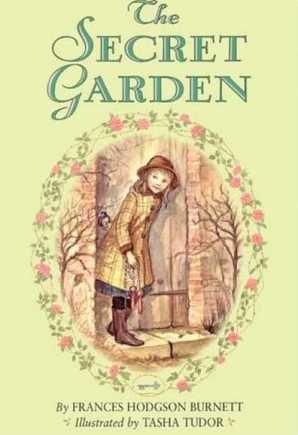 The Secret Garden by Louise May Alcott