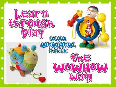 The Educational WoWHoW Toyshop