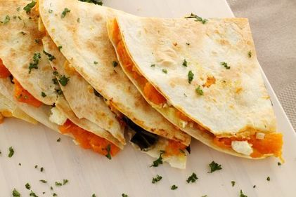 30-Second quesadillas