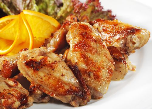Zingy chicken