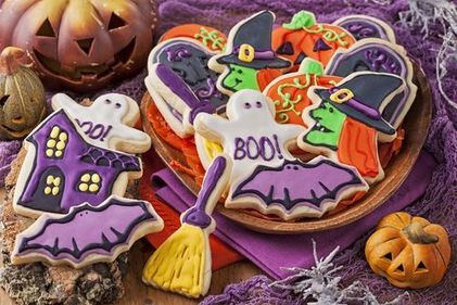 Witchs cookies