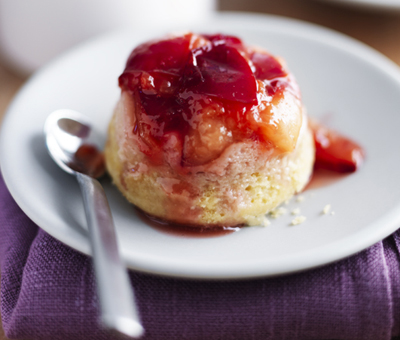 Spiced plum puds