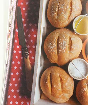 Farmhouse rolls