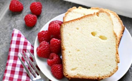 Simple madeira cake