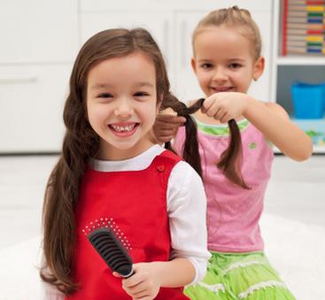6 fun hairstyles for girls