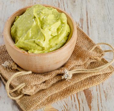 Lemon and lime avocado mayo
