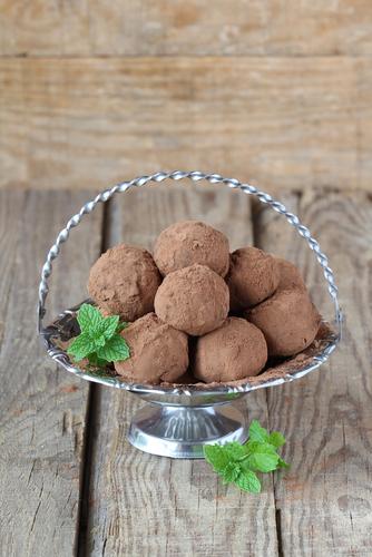 Truffle bites