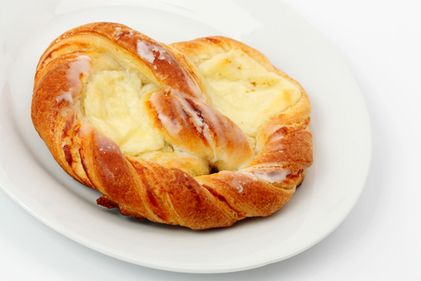 Cheese Danish pastry