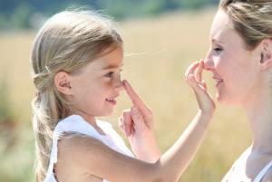 Soothing your tot's sunburn