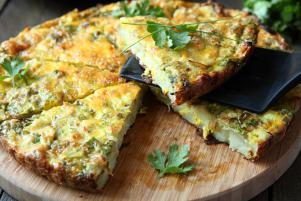 Vegetable Frittata