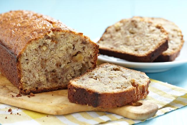 Unbelievable banana bread