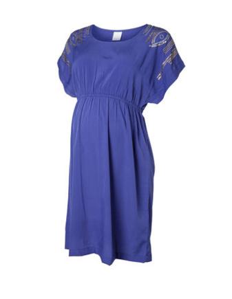 Short maternity dress