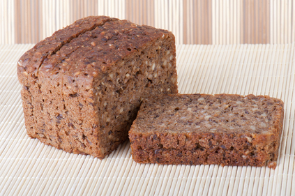 Porridge brown bread