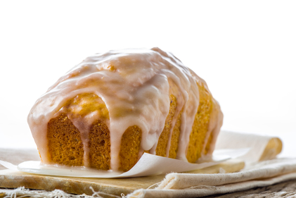 Root vegetable and orange cake