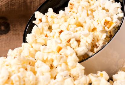Popcorn brains