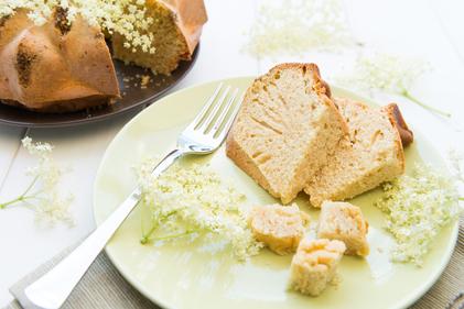 Elderflower loaf