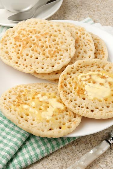 Natural pancakes