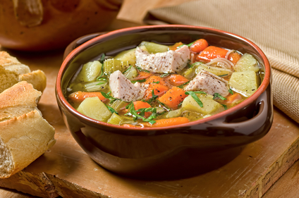 Turkey stew