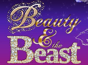 Beauty & the Beast at  Whitley Bay Playhouse Newcastle