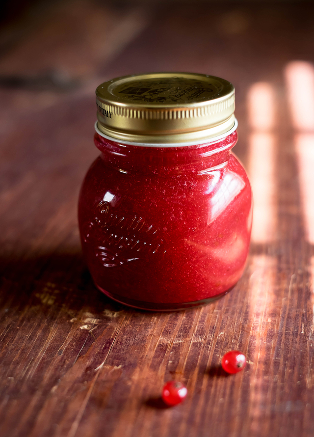 Seasonal jelly, American style