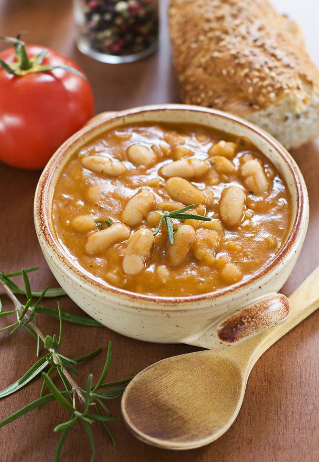Butterbean stew