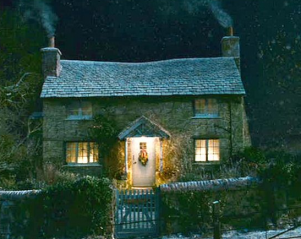 The top 5 most beautiful houses from the movies