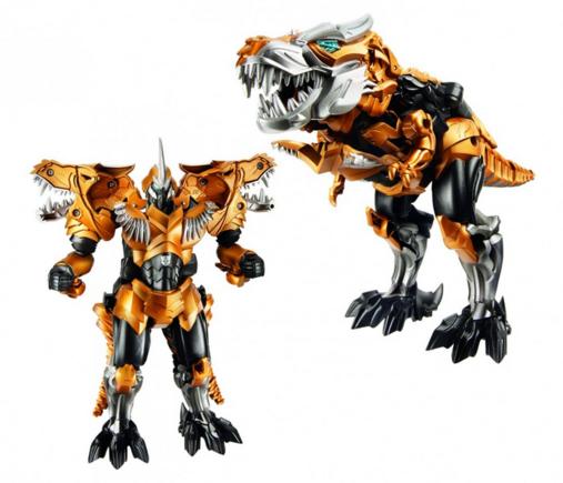 Transformers 4 Stomp and Chomp Grimlock