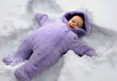 Keeping your baby warm through the Winter