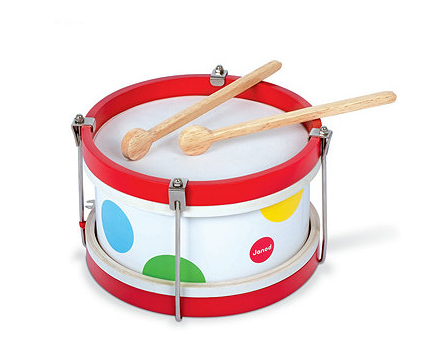 Janod Confetti Drum