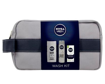 Nivea for Men wash kit